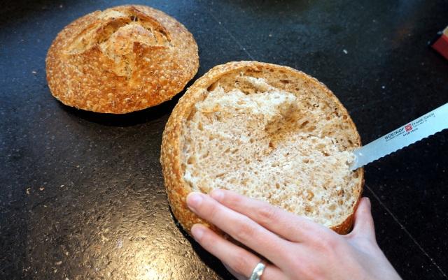 Bread Bowl Step 2