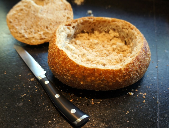 Bread Bowl Step 3