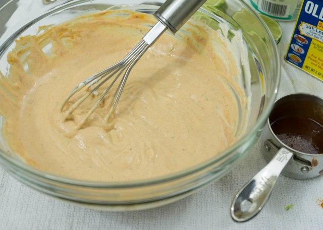 Chipotle Yogurt Sauce