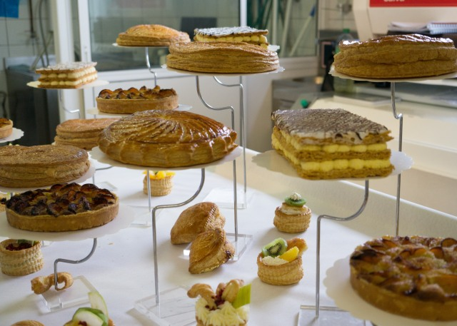 Puff Pastry Buffet