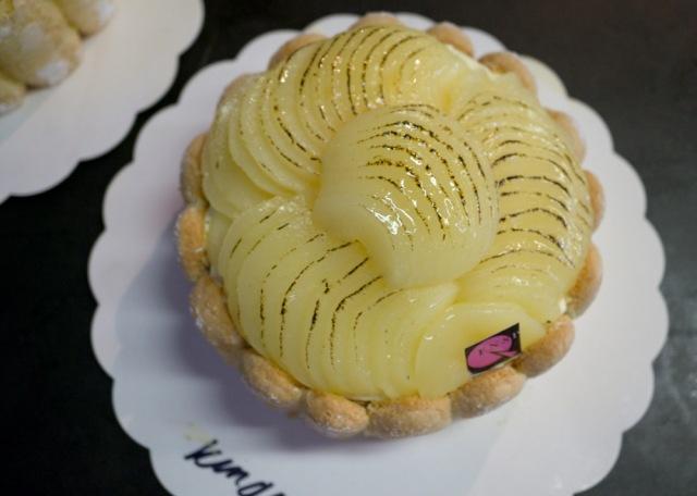 Pear Charlotte