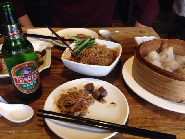 Dim Sum in China Town